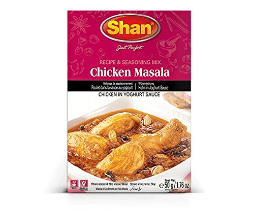 Shan Chicken Masala (Curry) - Pack of 6 ()