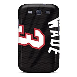 LauraAdamicska Samsung Galaxy S3 Perfect Hard Cell-phone Case Provide Private Custom Trendy Miami Heat Image [wxQ15858ISXN]