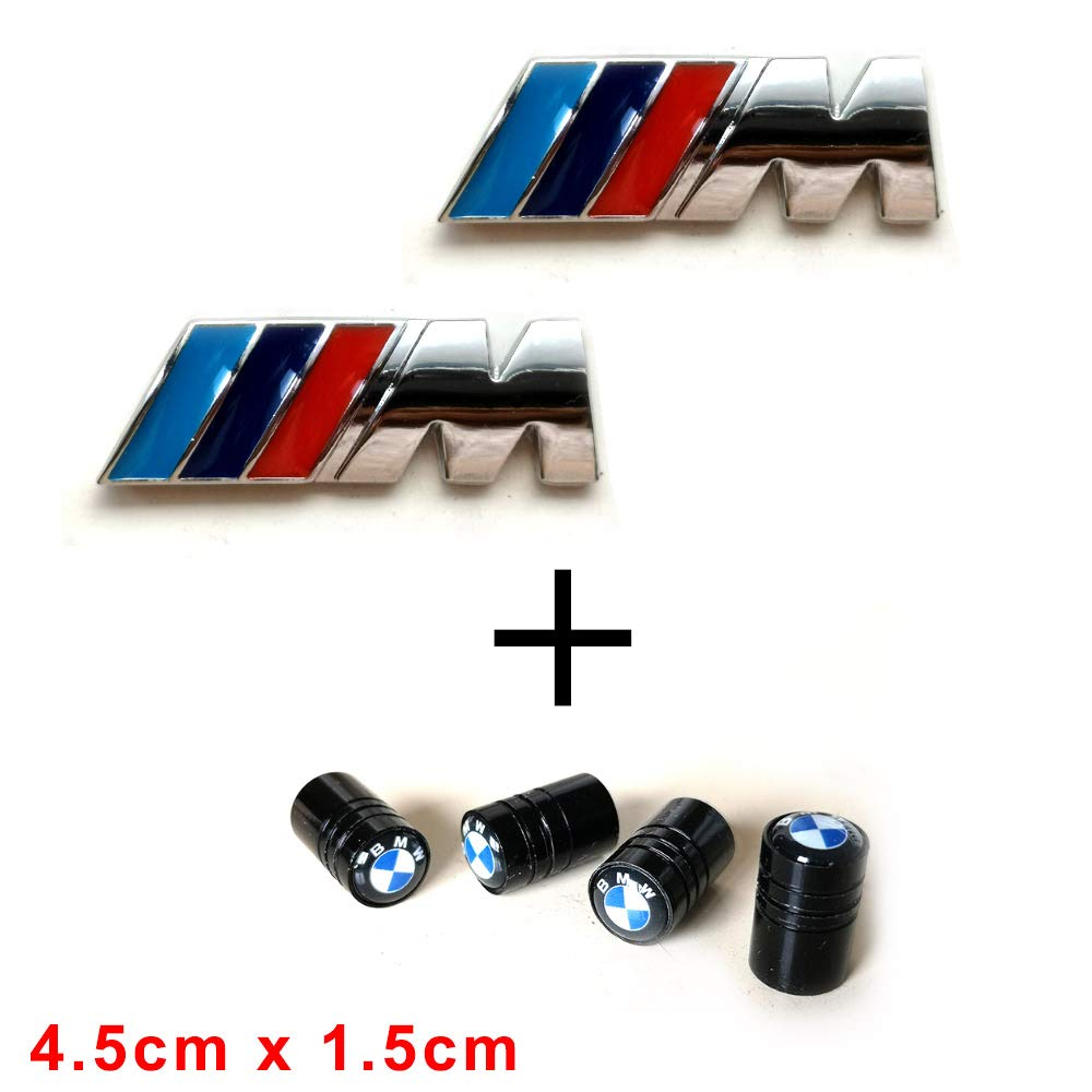 Compatible Badge Emblem with Stickers Alloy Side Badge for Car
