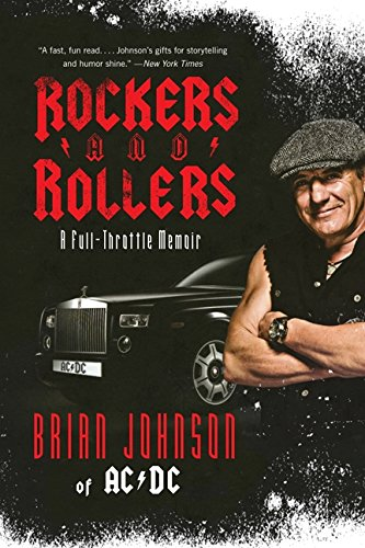 Rockers and Rollers: A Full-Throttle Memoir pdf epub