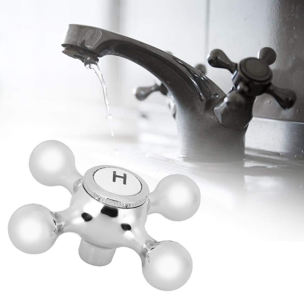 Famus forma unica bagno rubinetto acqua maniglia in rame rubinetto maniglia per uso domestico
