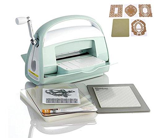 Anna Griffin Cuttlebug Embossing & Die-cutting Machine Plus - Die Cuttlebug Cutting Machine