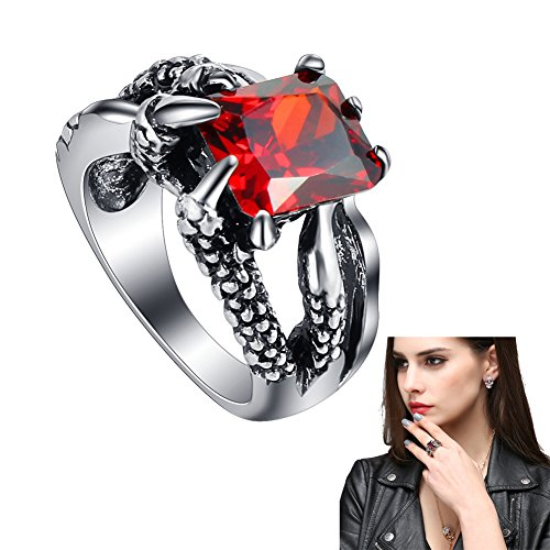 Black Dragon Rings Biker Unique product image
