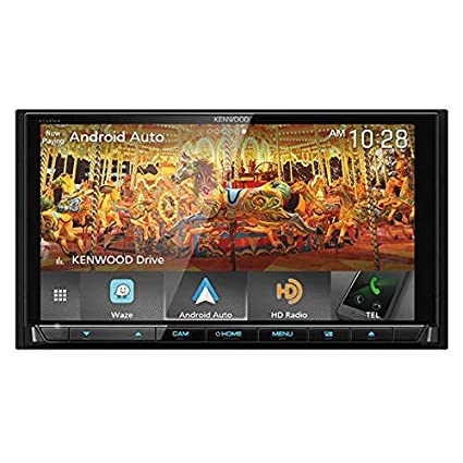 Kenwood Excelon DDX9905S Multimedia Receiver with Apple CarPlay & Android on
