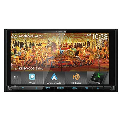 Music Equalizer House (Kenwood Excelon DDX9905S Multimedia Receiver with Apple CarPlay & Android Auto)