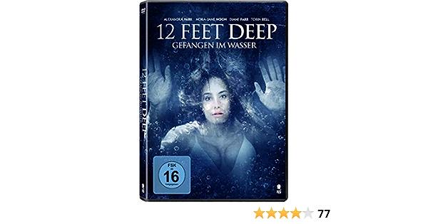Amazon Com 12 Feet Deep Gefangen Im Wasser Movies Tv