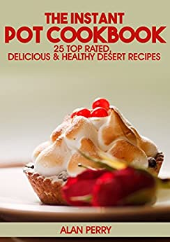 Instant Pot Cookbook Delicious Healthy ebook product image