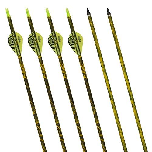 Arrows 2' Blazer Vanes - ARCHERY SHARLY 31