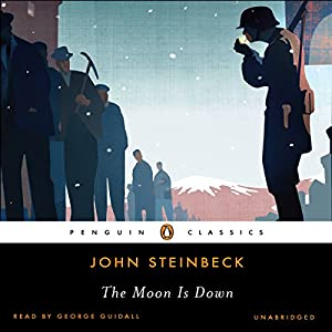 The Moon Is Down Audiobook