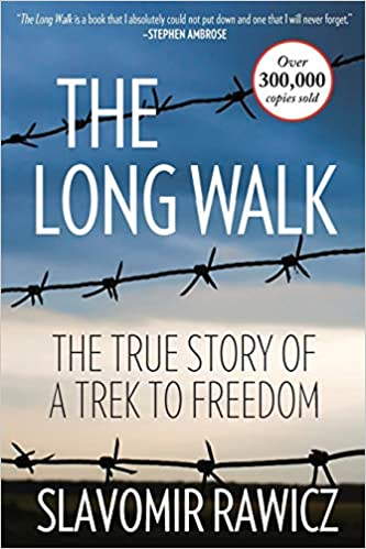 Image result for the long walk amazon