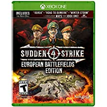 Sudden Strike 4 European Battlefields Edition - Xbox One
