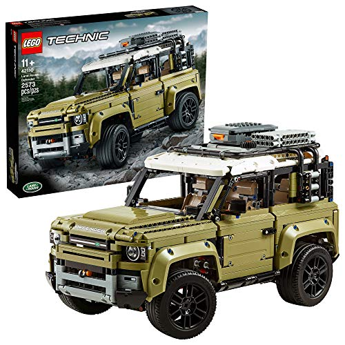 LEGO Technic Land Rover Defender 42110 Building Kit, New 2019 (2,573 Pieces)
