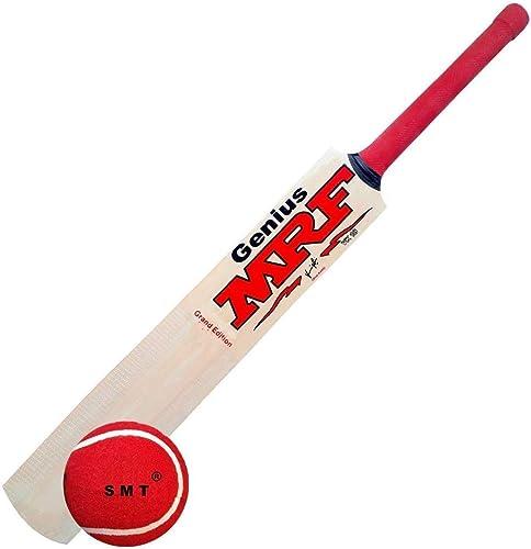 1. SMT M_F Genius Virat Kohli Popular Willow Cricket Bat