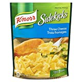 Knorr Sidekicks Three Cheese Pasta Side Dish, 8-count