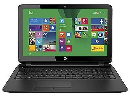 Amazon.com: HP Touch Laptop, AMD A8-7410 Processor, 2.2 GHz, 500 GB, AMD Radeon R5, Windows-10-Home, Black, 15.6