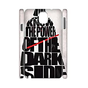 3D Case for Samsung Galaxy Note 3, Power of the Darkside Case for Samsung Galaxy Note 3, Dustin White