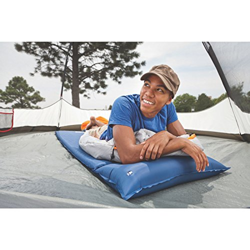 Coleman Self Inflating Camping Pad With Pillow Buy