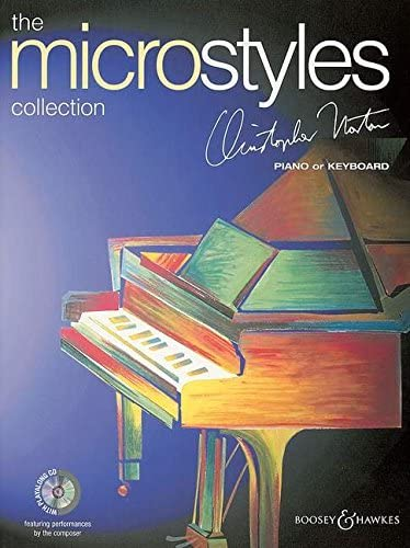 Christopher Norton: The Microstyles Collection (Piano ...