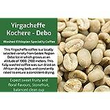 Yirgacheffe Kochere Debo - Unroasted Washed Ethiopia Coffee (1 Kg / 2.2 Lbs)