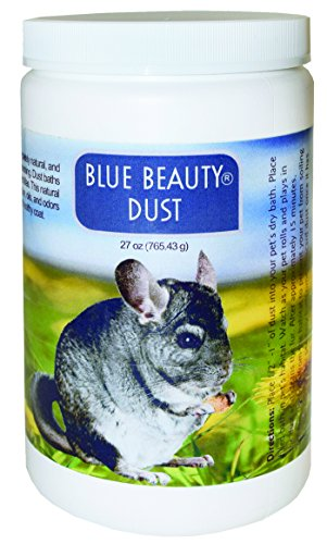 Lixit Animal Care Blue Beauty Chinchilla Dust, 27oz