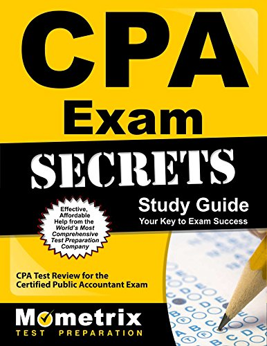 CPA Exam Secrets Study Guide: CPA Test Review for the Certified Public Accountant Exam