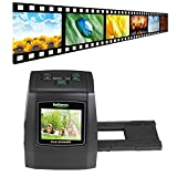 TechCode Film Slide VIEWER Scanner 14.0 Mega pixels Negative Film Slide VIEWER Scanner USB Digital Color Photo Copier (8G SD Card,SMYC018)