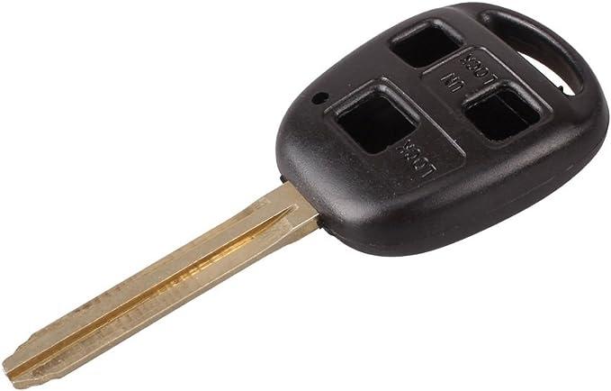 Phonillico Schlüssel Für Toyota Avalon Land Cruiser Camry Celica Corolla Sequoia Sienna Solara Rav4