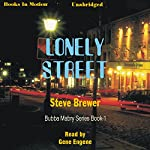 Lonely Street: Bubba Mabry, Book 1 | Steve Brewer