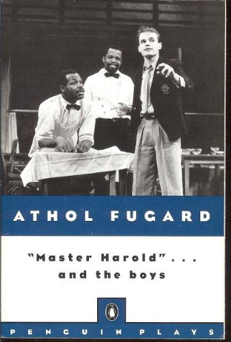 """an analysis of symbolism in master harold and the boys by athol fugard Harold athol fugard was born june 11, 1932, in middleburg, cape province, south  themes anger and hatred """"master harold""""    and the boys presents in."""