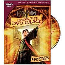 Harry Potter Interactive DVD Game - Hogwarts Challenge