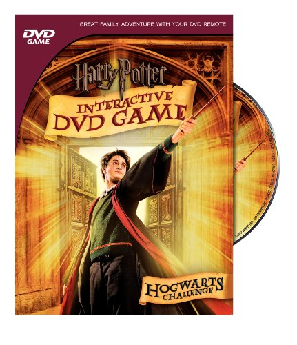 Harry Potter Interactive DVD Gam...
