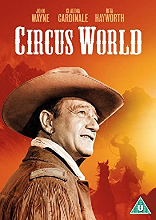 Circus World  DVD   Amazon.co.uk  John Wayne 0ca51e3b5e5f