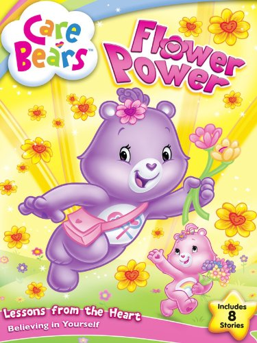 Worry Bears Flower Power