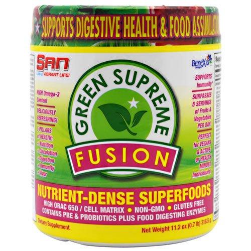 Зеленый Верховный Fusion 11,2 унций