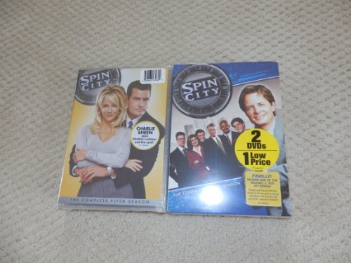 Spin City Seasons 1 & 5 (Spin City Season 5)