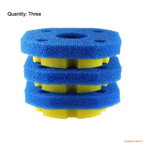 new Pressure Pond Filter Koi Fish Replacement Sponge Filter Media Pad for CPF-250