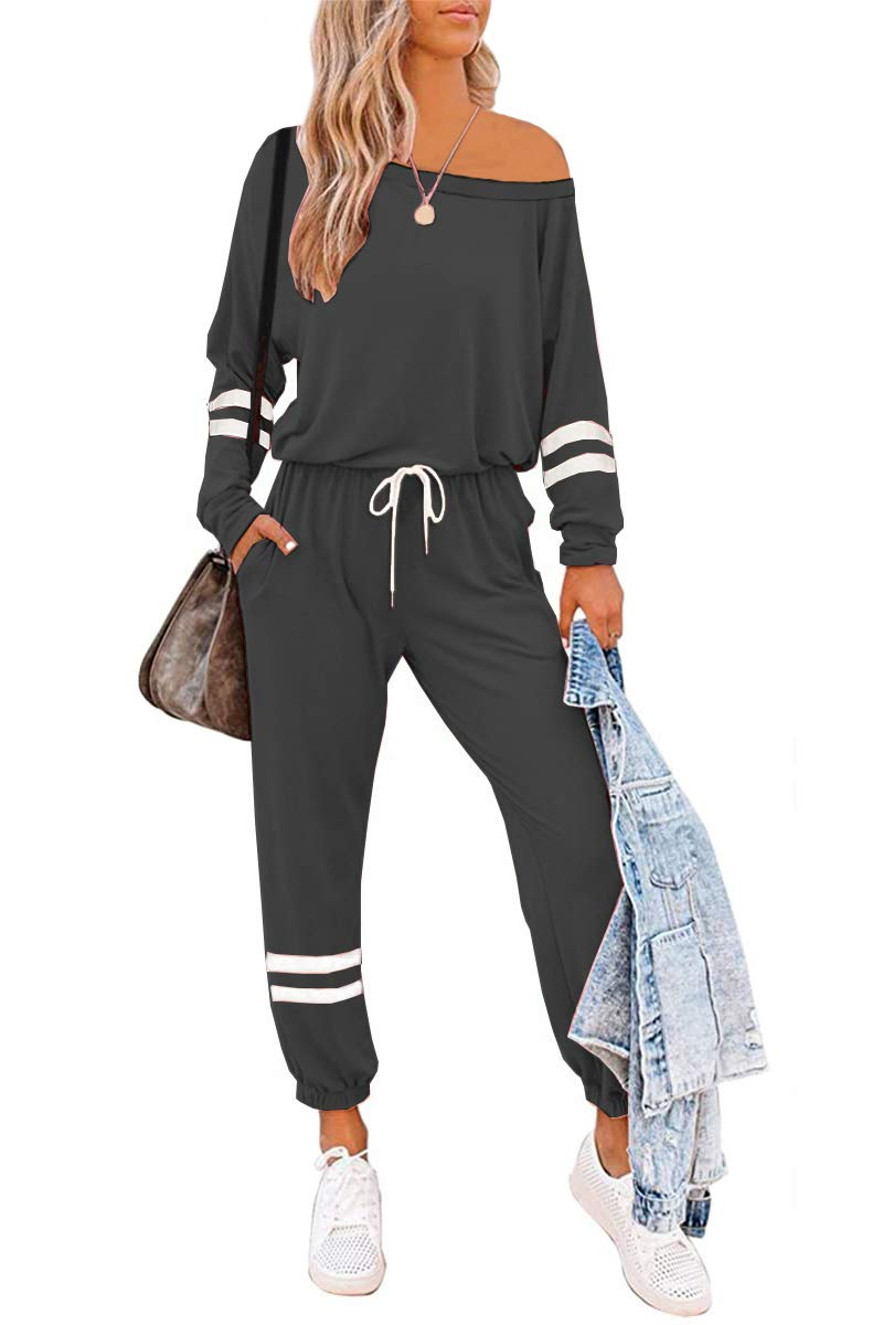 AUTOMET Summer Womens Pajamas Sets Loungewear for Women 2 Piece Lounge Sets with Sleepwear and Shorts Sweatsuit Outfits