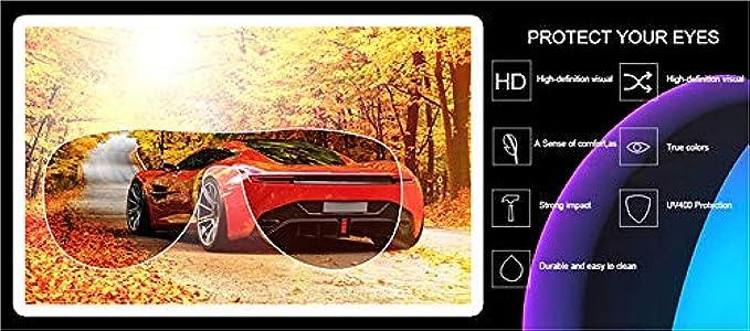 Moda Unisex In Metallo Polarizzatore Vintage Classico Montatura Occhiali Hd Surround Per Personalità Leggero Stile Escursionisti Sole Da Protezione Visione Uv400