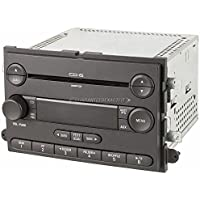 Reman OEM Stereo Radio CD Player For Ford Fusion 2006 2007 - BuyAutoParts 18-40652R Remanufactured