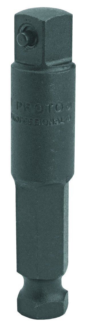 Stanley Proto J7111 3//8-Inch Square Extension 7//16-Inch Hex