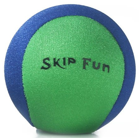 Fun Beach Toys for Kids: Water Skip Ball Swimming Toy Games for Beach, Lake and Surf. Pro Bouncy Balls for Extreme Skipping Fun for Teens and Adults. Best Waterball Bouncing Throw Game for Enjoyment.