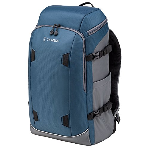 Camera Blue Bag Large Extra - Tenba Solstice 20L Backpack - Blue (636-414)