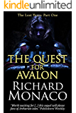 Lost Years: The Quest for Avalon (The Lost Years Book 1)