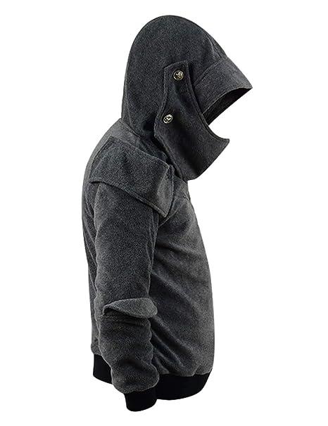 Amazon.com: Arthur Knight - Sudadera con capucha para hombre ...