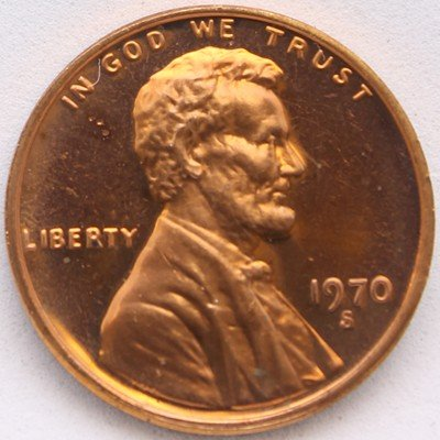 Review 1970-S LD Lincoln Cent