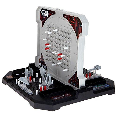Hasbro Gaming Battleship Game: Star Wars Edition - coolthings.us