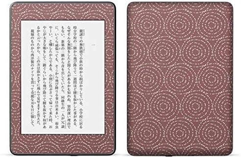 igsticker kindle paperwhite 第4世代 専用スキンシール キンドル ペーパーホワイト タブレット 電子書籍 裏表2枚セット カバー 保護 フィルム ステッカー 050684