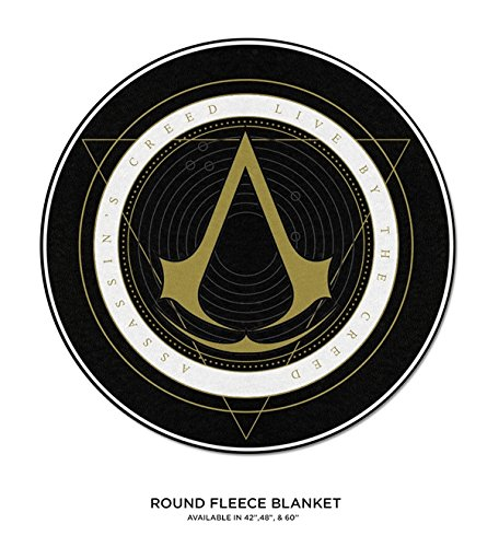Microfiber Stadium Jacket (Assassin's Creed Tapestry Fleece Throw Blanket-45