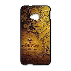lord of the rings Phone Case for HTC One M7