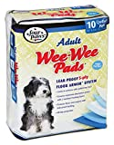 Four Paws Wee-Wee Adult Dog Housebreaking Pads,...